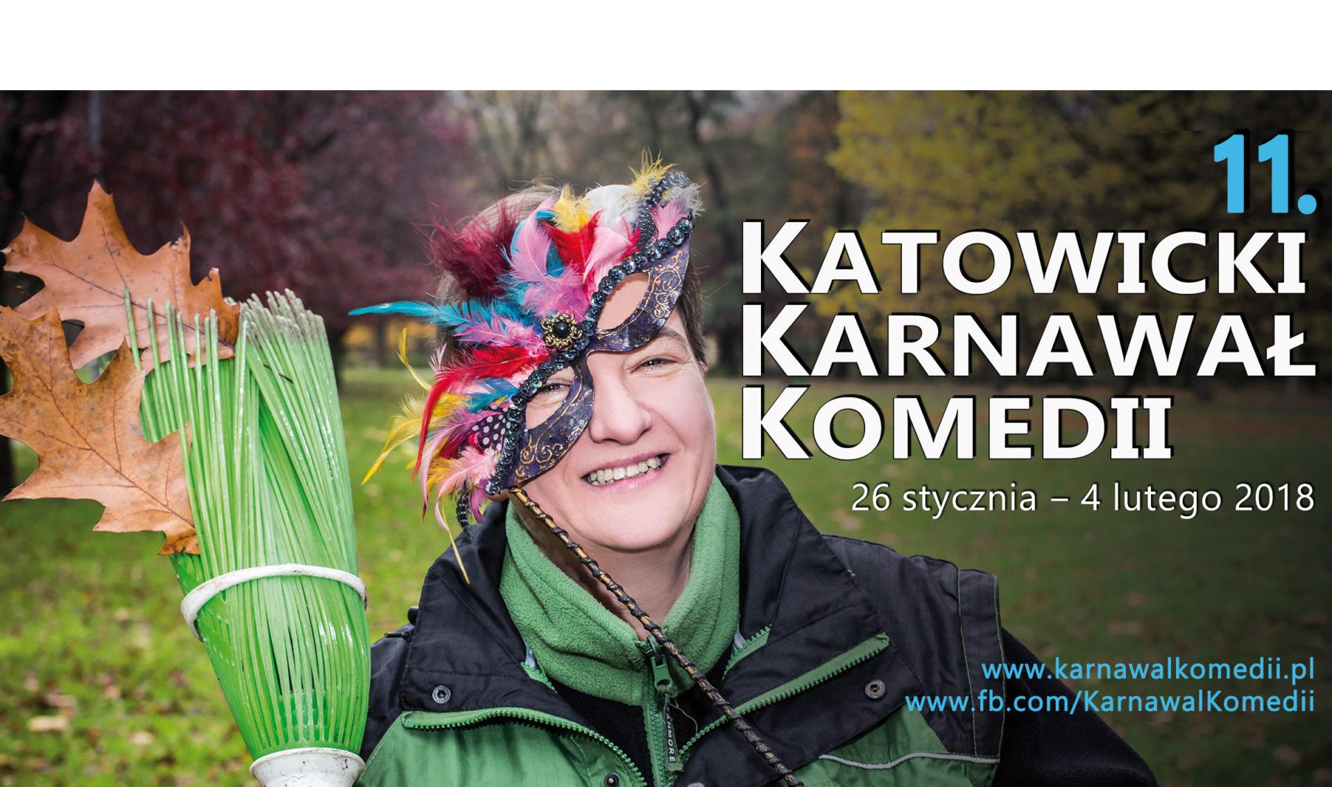 Katowicki Karnawał Komedii 2018