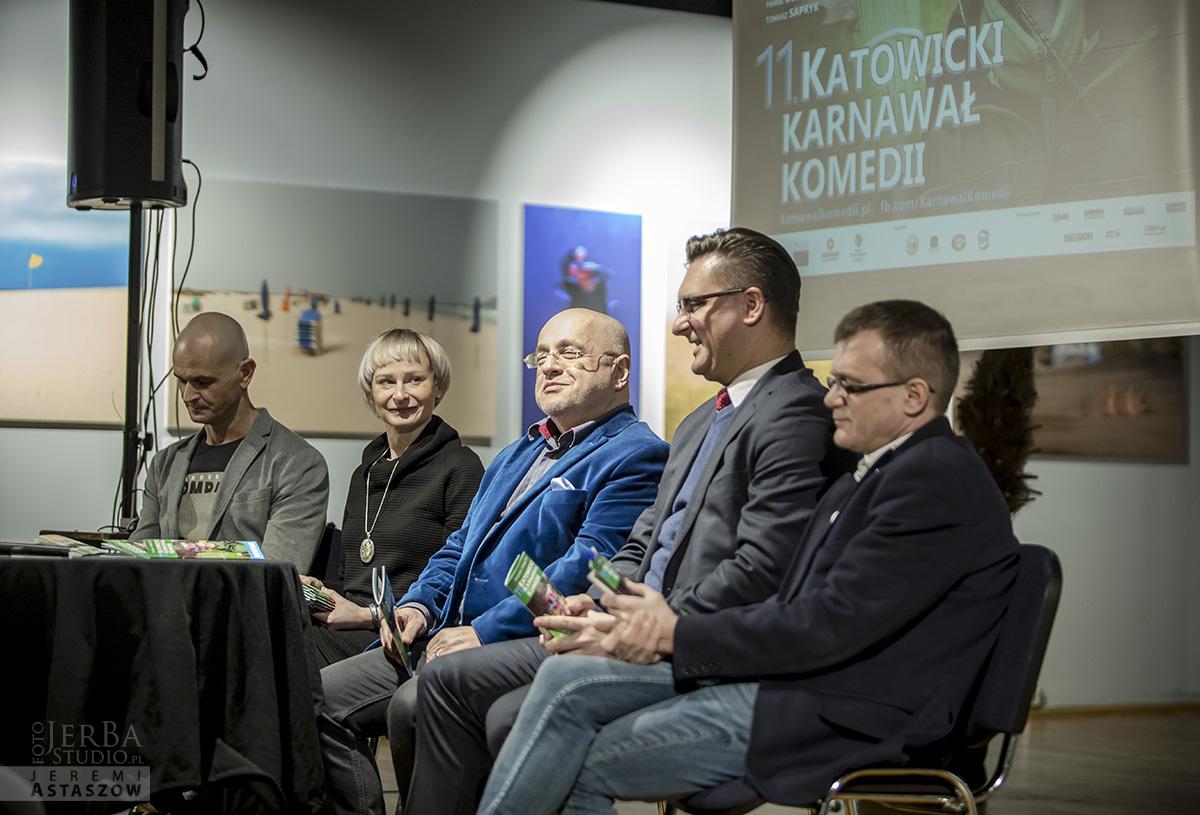 Konferencja prasowa Katowicki Karnawal Komedii 2018 - Foto Jeremi Astaszow JerBa Studio.jpg (20)