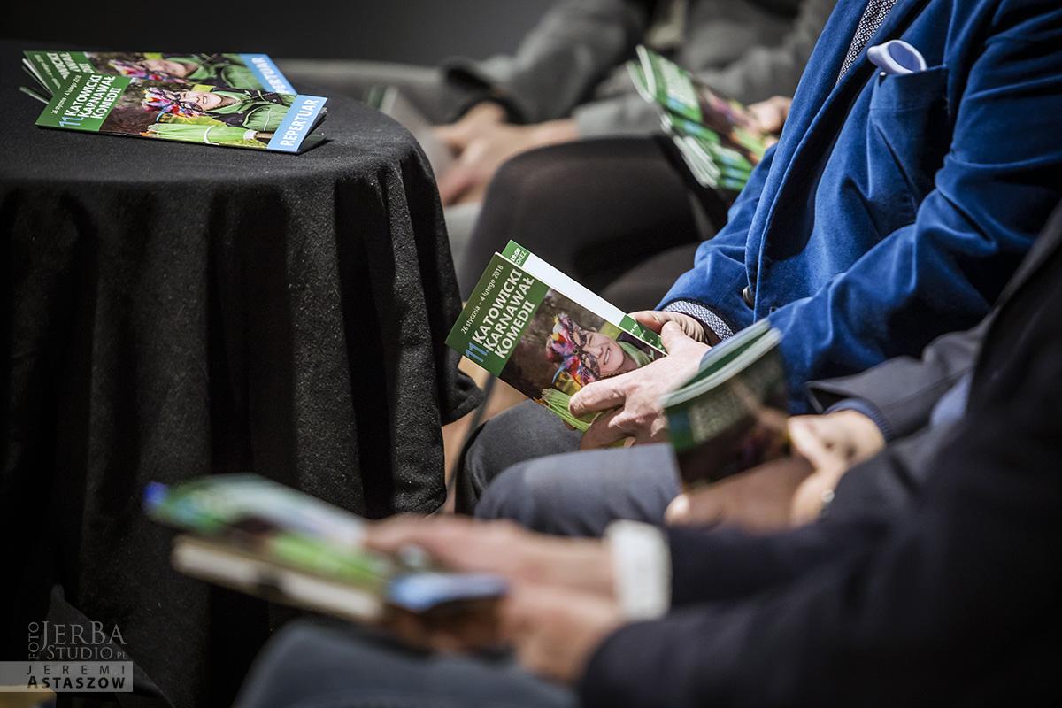 Konferencja prasowa Katowicki Karnawal Komedii 2018 - Foto Jeremi Astaszow JerBa Studio.jpg (23)