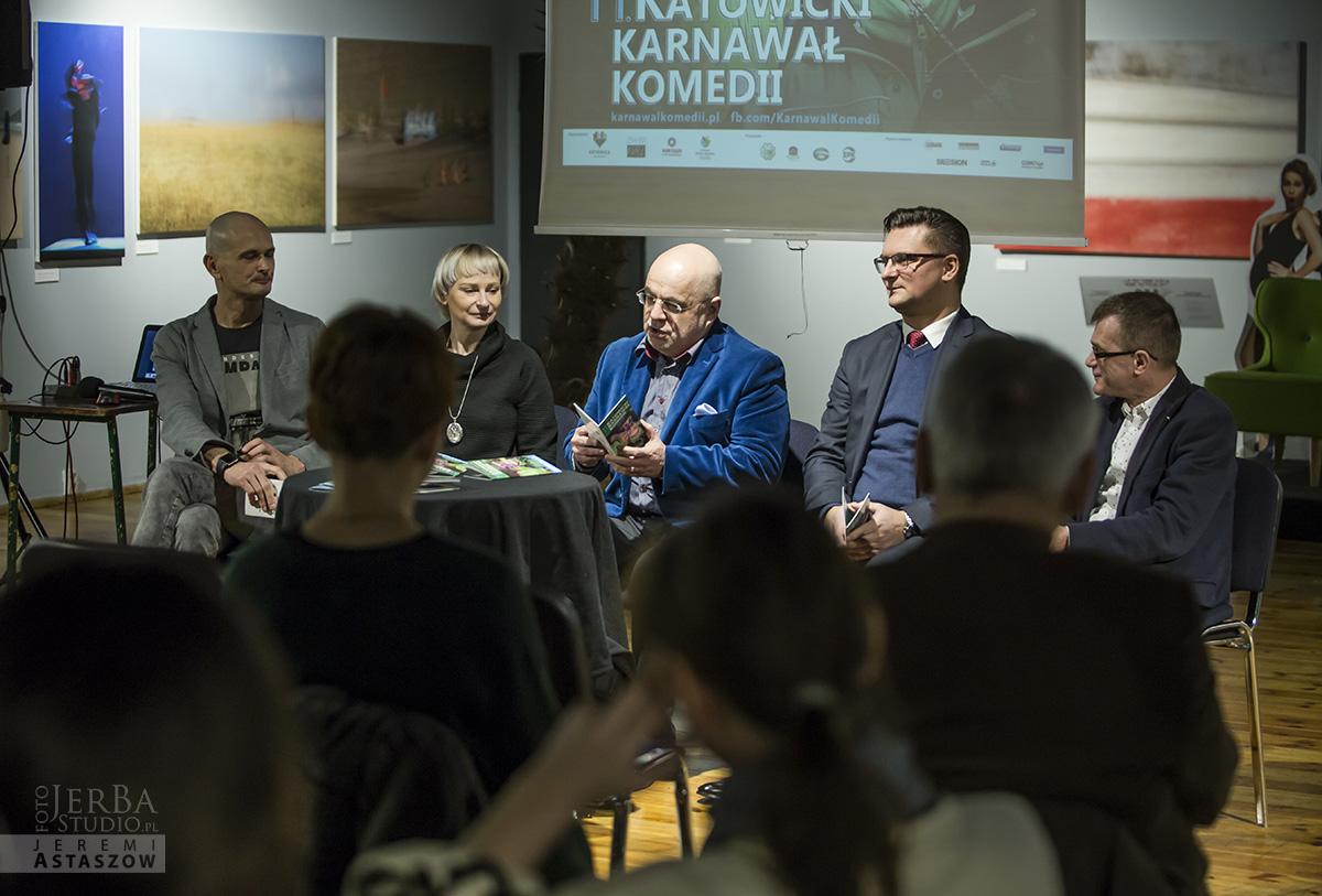 Konferencja prasowa Katowicki Karnawal Komedii 2018 - Foto Jeremi Astaszow JerBa Studio.jpg (28)