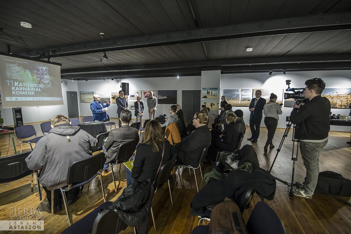 Konferencja prasowa Katowicki Karnawal Komedii 2018 - Foto Jeremi Astaszow JerBa Studio.jpg (3)