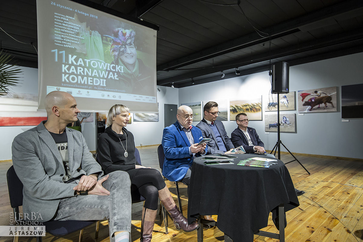 Konferencja prasowa Katowicki Karnawal Komedii 2018 - Foto Jeremi Astaszow JerBa Studio.jpg (4)