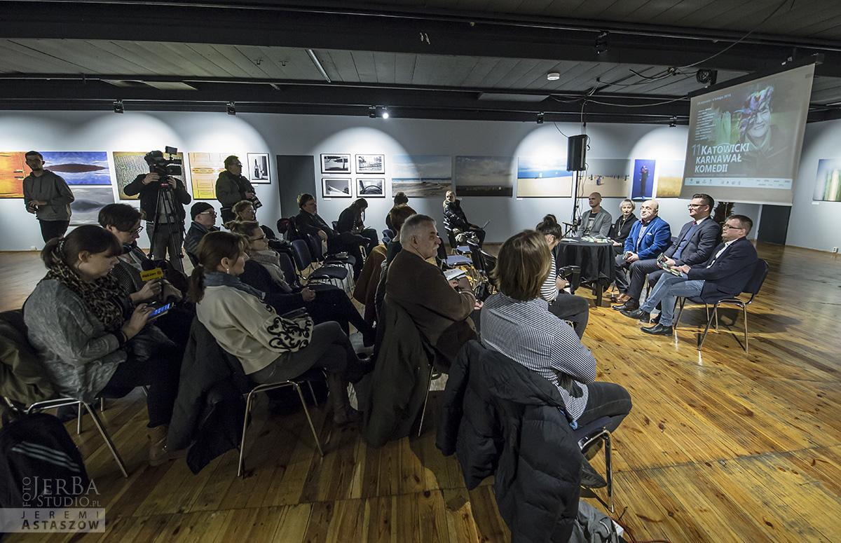 Konferencja prasowa Katowicki Karnawal Komedii 2018 - Foto Jeremi Astaszow JerBa Studio.jpg (6)