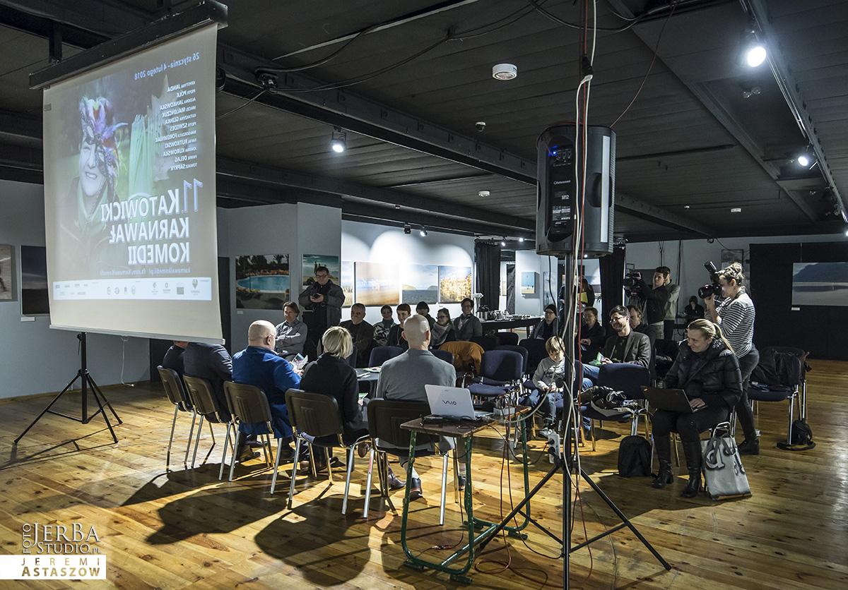 Konferencja prasowa Katowicki Karnawal Komedii 2018 - Foto Jeremi Astaszow JerBa Studio.jpg (7)