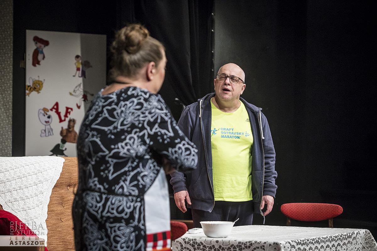 Mrozona papuga Teatr Korez, premiera (1)
