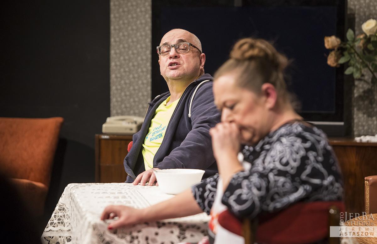 Mrozona papuga Teatr Korez, premiera (10)