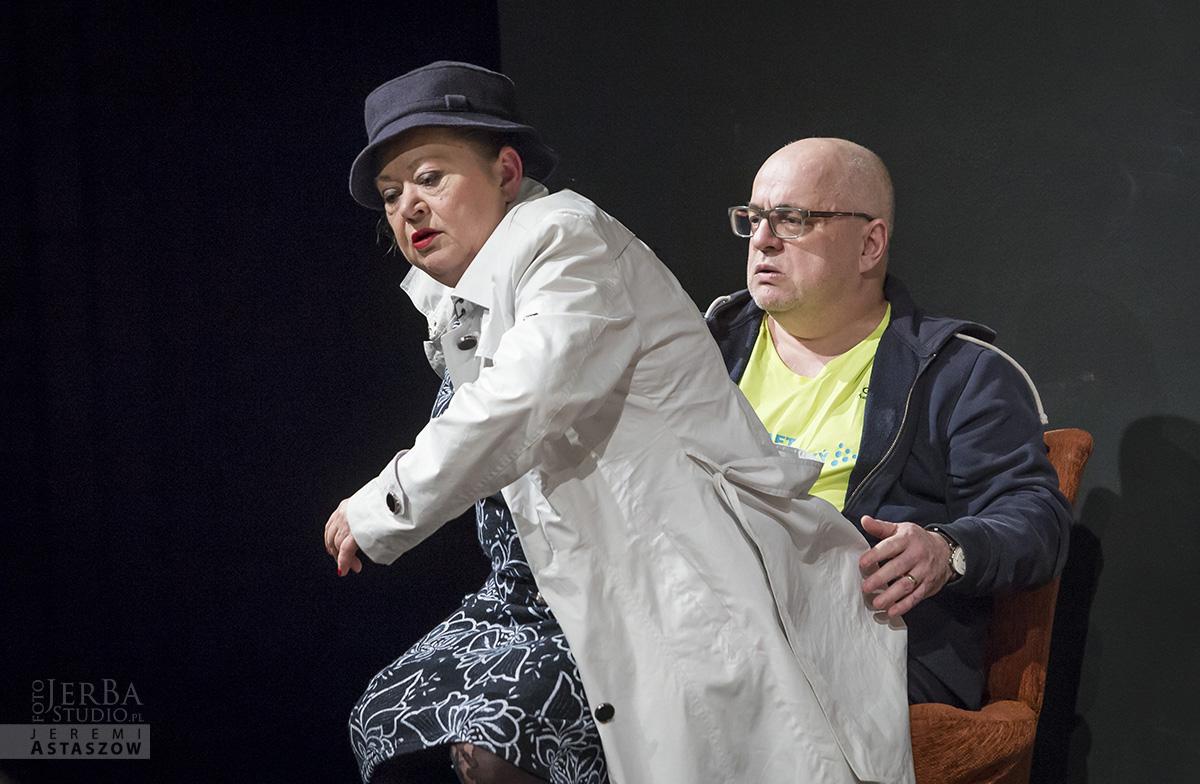 Mrozona papuga Teatr Korez, premiera (13)