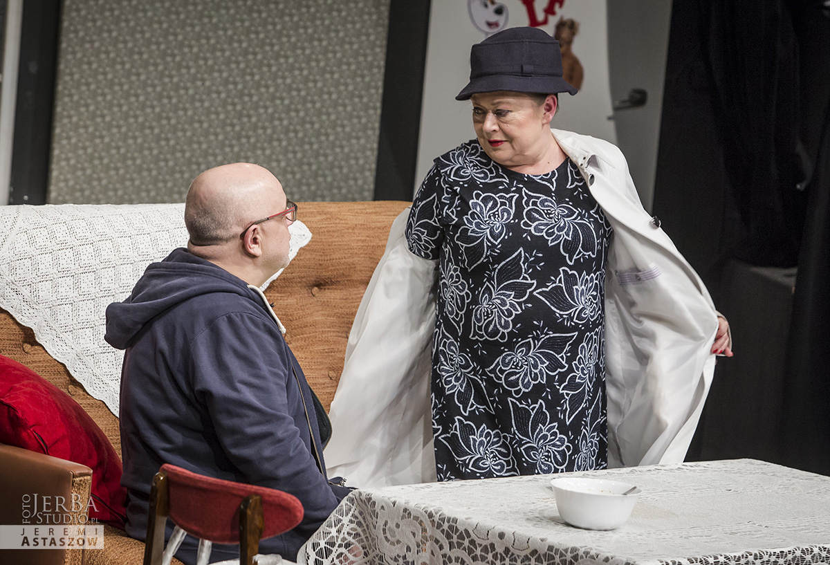 Mrozona papuga Teatr Korez, premiera (14)