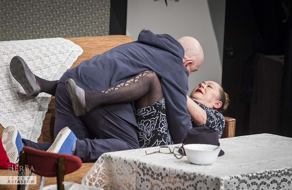 Mrozona papuga Teatr Korez, premiera (15)