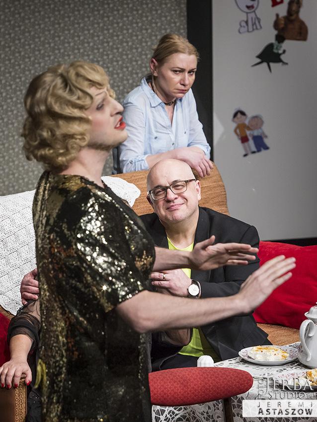 Mrozona papuga Teatr Korez, premiera (34)