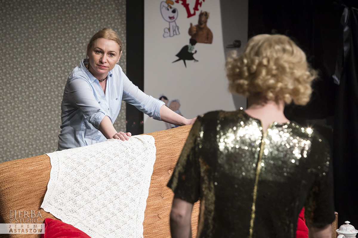 Mrozona papuga Teatr Korez, premiera (36)