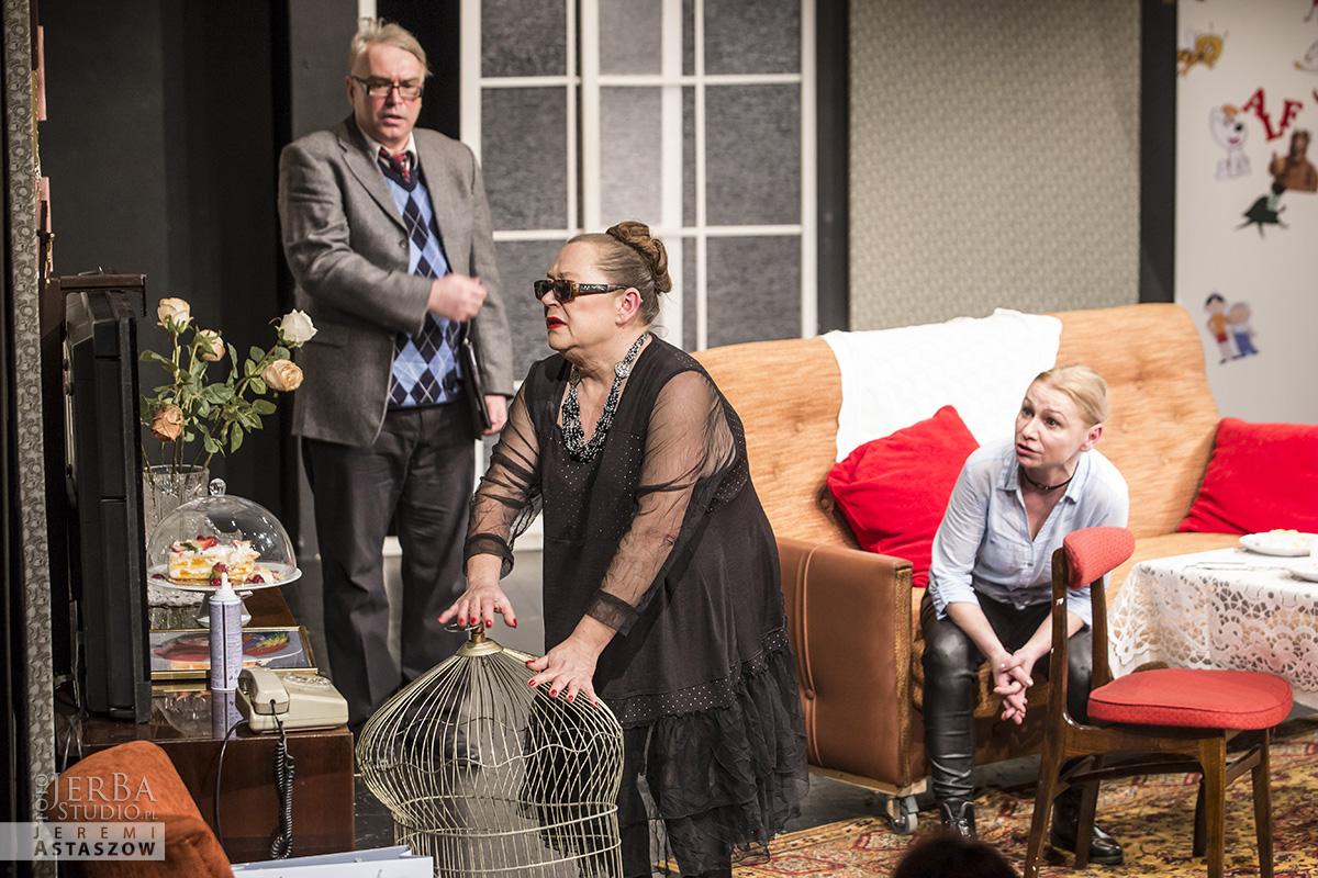 Mrozona papuga Teatr Korez, premiera (45)