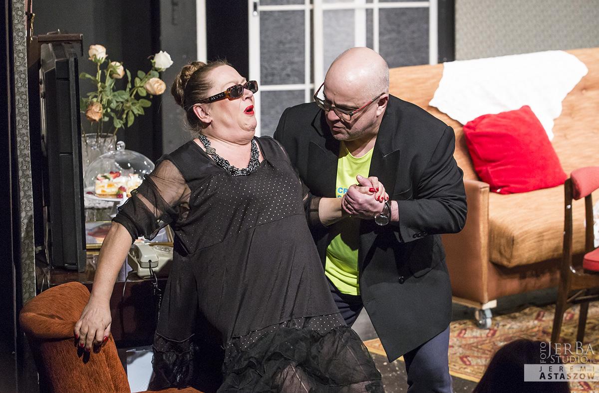Mrozona papuga Teatr Korez, premiera (49)