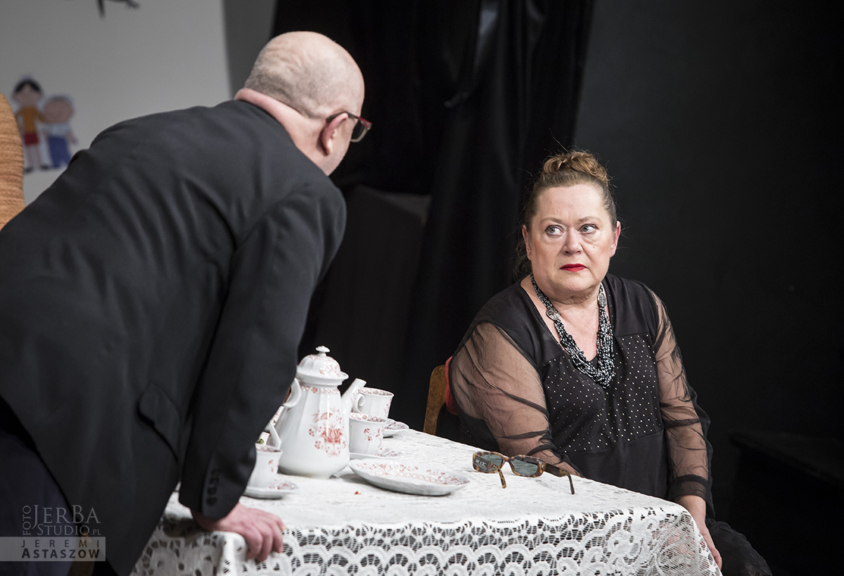Mrozona papuga Teatr Korez, premiera (54)