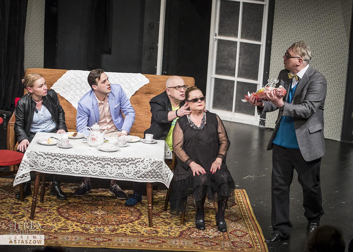 Mrozona papuga Teatr Korez, premiera (57)