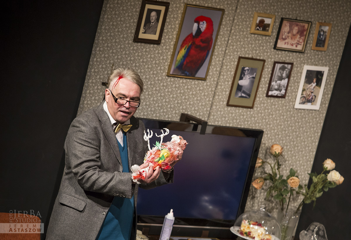 Mrozona papuga Teatr Korez, premiera (58)