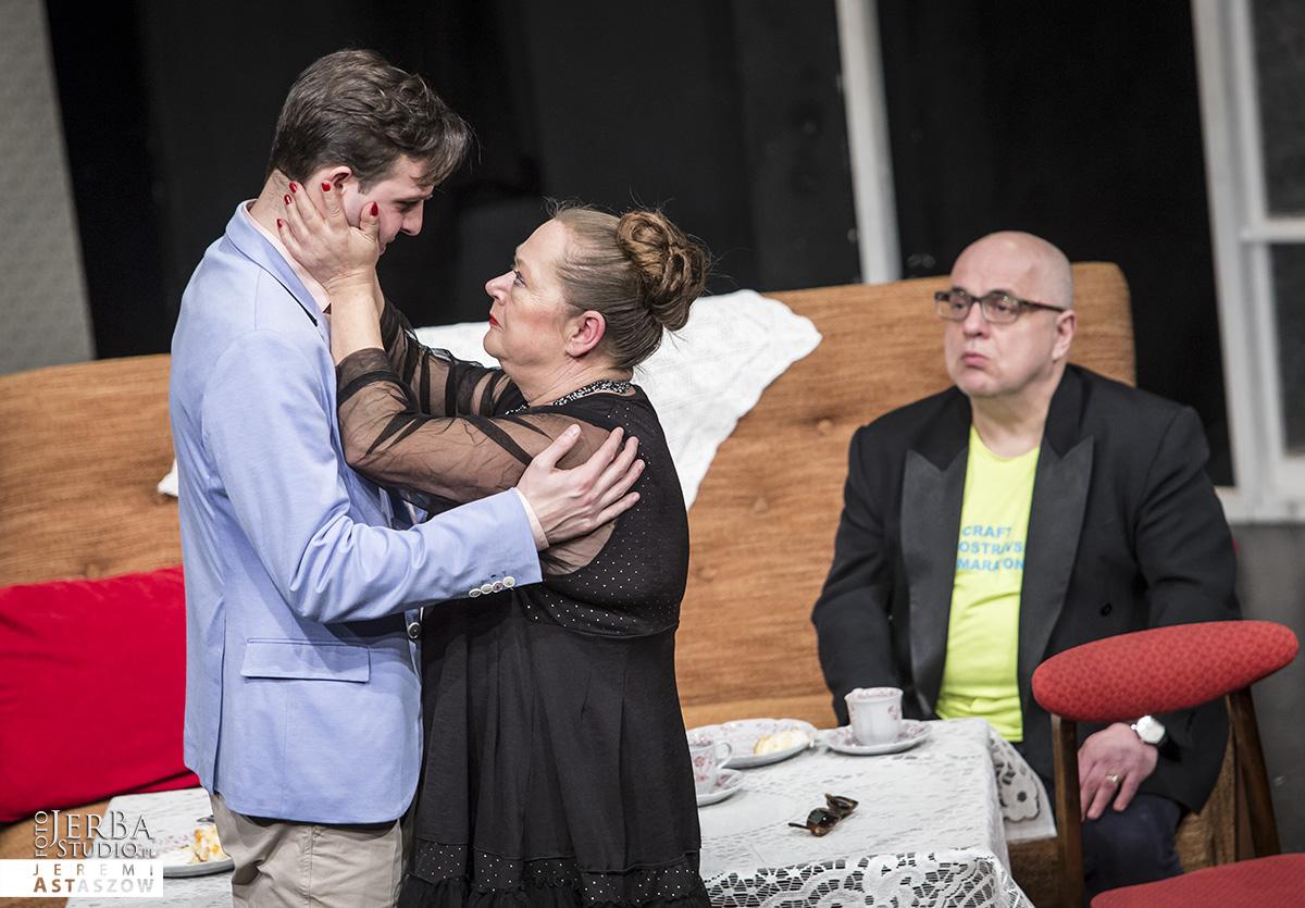 Mrozona papuga Teatr Korez, premiera (60)