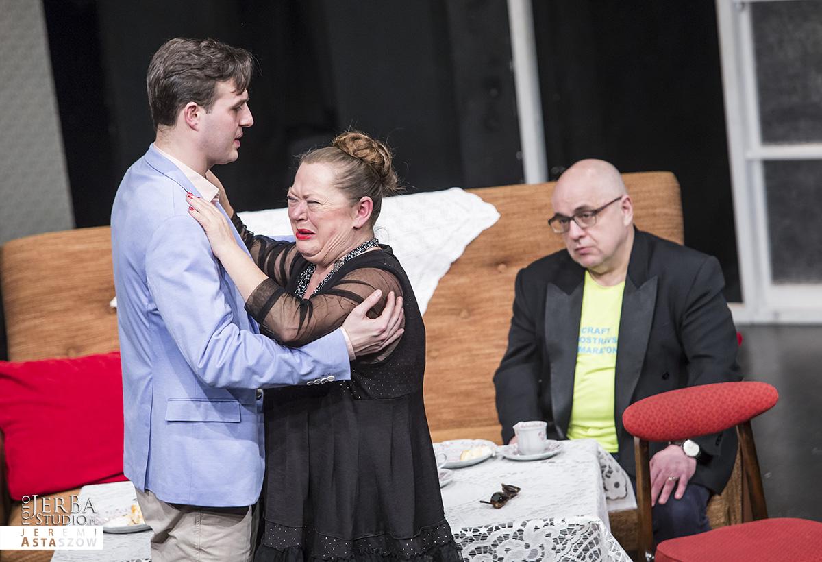 Mrozona papuga Teatr Korez, premiera (61)