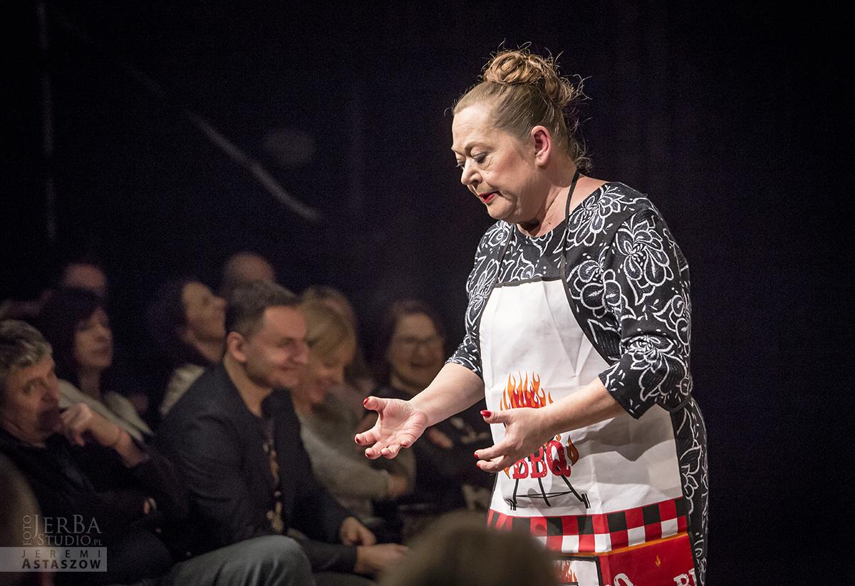 Mrozona papuga Teatr Korez, premiera (8)