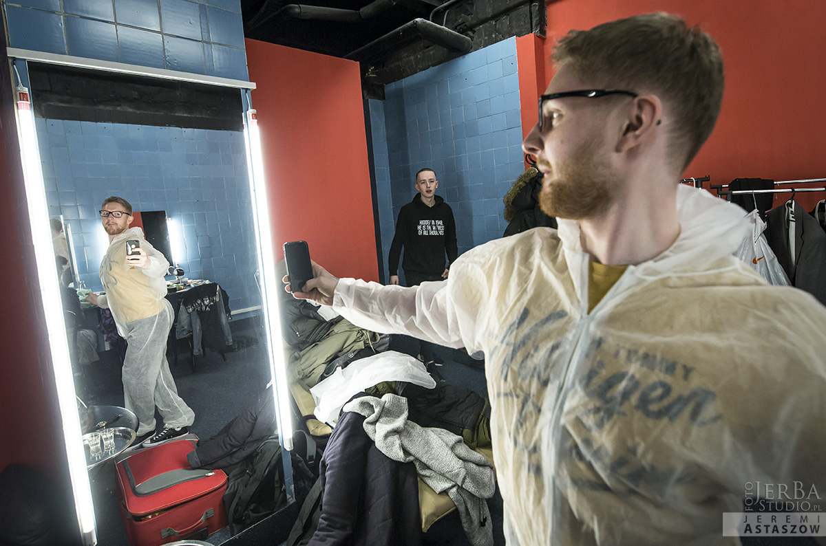 Tecza śmierci - backstage (4)