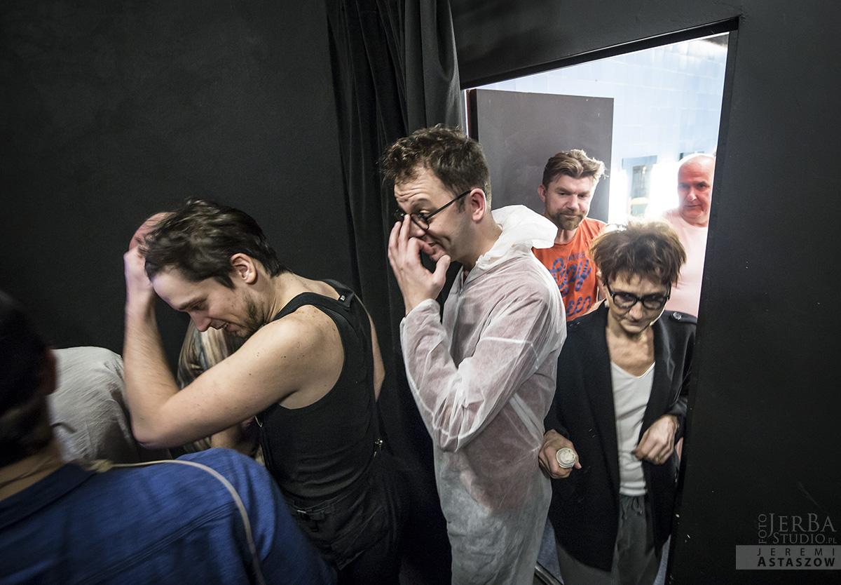 Tecza śmierci - backstage (5)