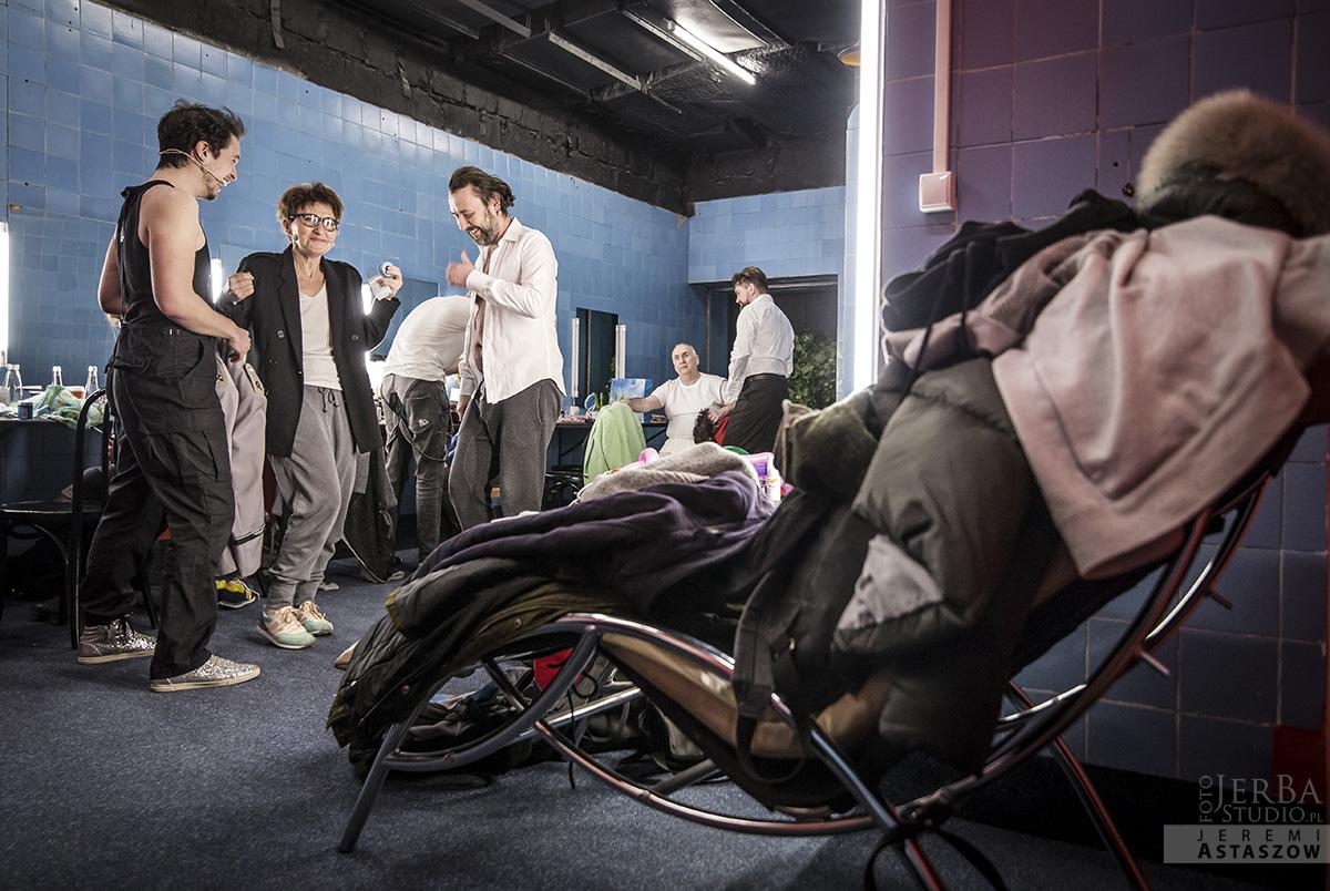 Tecza śmierci - backstage (8)